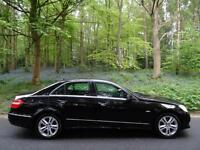 2011 61 Mercedes E220 2.1CDI Blue F 7G-Tronic 4 Door Executive SE..STUNNING!!