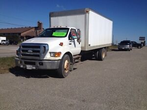 3 TON FORD TRUCK FOR SALE (Certified)