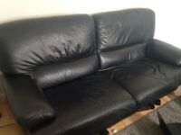 2 Leather Sofas! must go today