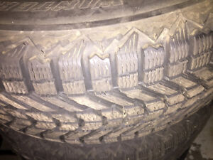 P265/70R17 Snow Tires Kitchener / Waterloo Kitchener Area image 4