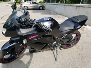 2009 Kawasaki ninja 250cc