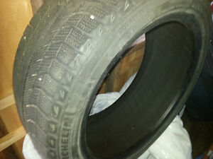 4 Winter Tires - 225 45 R17