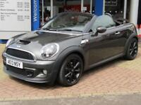 2013 MINI ROADSTER 2.0 Cooper S D 2dr