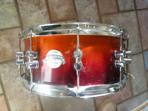PDP PLATINUM SERIES all MAPLE SNARE DRUM