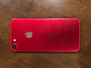 iPhone 7 - 128 gb - Red Product Edition - Unlocked