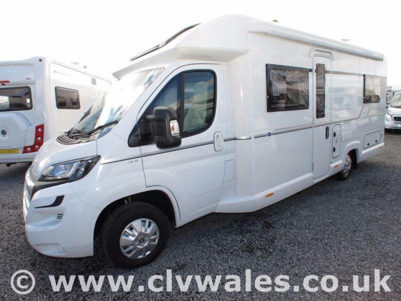 Creative Bailey Autograph 75-4 Fixed Bed Motorhome MANUAL 2017 | In ...