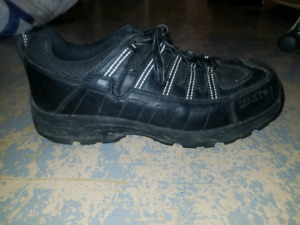Size 13 Steel Toe boots/shoes $30