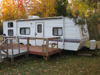 2002-27' travel trailer for sale