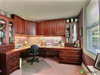 "CHERRY WOOD OFFICE  $2,000.00  OBO ""NEW PRICE"""