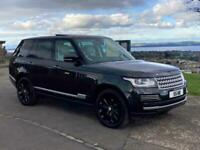 FINANCE AVAILABLE!! 2014 RANGE ROVER 3.0 TD V6 VOGUE SE Auto 4WD (s/s) 5dr