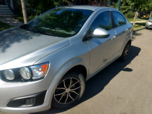 2013 Chevrolet Sonic! Great on Gas!