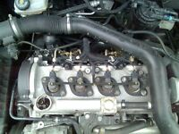 VAUXHALL ASTRA Z17DTH ENGINE. 1.7 CDTI 2008 WITH 54K MILES. TESTED WITH WARRANTY