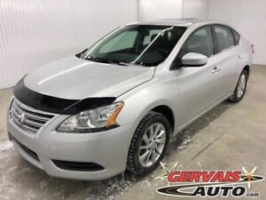 Nissan Sentra SV Luxe GPS Toit Ouvrant MAGS Bluetooth 2015