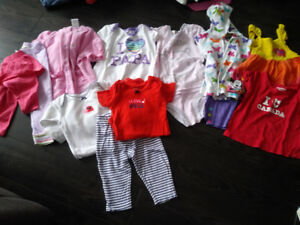 Girl's 6 Month Clothing