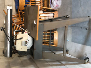 """Black and decker 10"""" radial arm saw"""