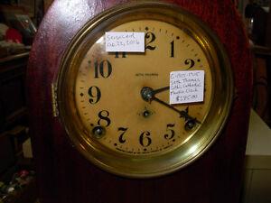 Seth Thomas Gothic Cathedal Mantle Clock Cambridge Kitchener Area image 2