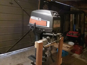 40hp mariner long shaft with accessories