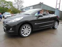 Peugeot 207 CC 1.6 VTi 120 Allure. From £115 per month.