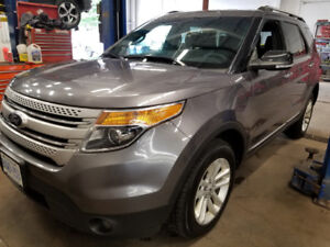 2013 Ford Explorer XLT - 4WD, 3Rd Row Seating, New Tires......