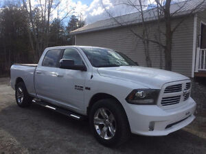 2017 Dodge Power Ram 1500 Camionnette