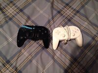 Nintendo Wii Pro Controllers