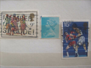 Selling My Stamp Collection-England