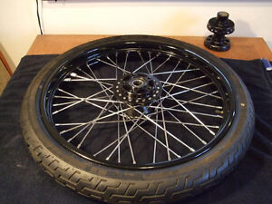 looking for 21 inch spoked harley front wheel