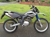 Derbi senda baja 125 2010 - 5000 miles - 12 months mot - delivery available