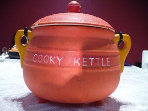 Vintage Cookie Jar, Cooky Kettle Edmonton Edmonton Area image 2