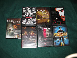 Halloween/horror DVD's...open to offers! London Ontario image 5