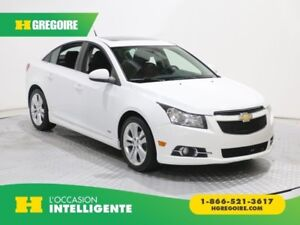 2012 Chevrolet Cruze LT TURBO RS TOIT MAGS AC GR ELECT
