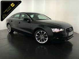 2013 63 AUDI A5 SE TECHNIK TDI 1 OWNER SERVICE HISTORY FINANCE PX WELCOME