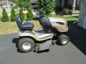 Craftsman 2007 Limited Edition YS4500 Lawn Tractor only 170 hrs.