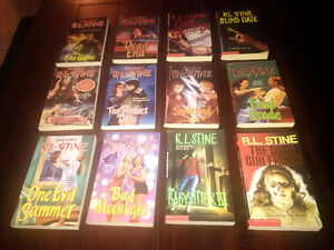 43 RL Stine books just $30! Check out my other ads!