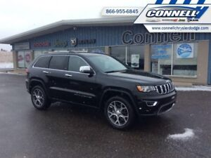 2019 Jeep Grand Cherokee Limited  - Leather Seats - $302.84 B/W