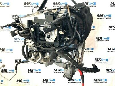 Mercedes Benz W205 E250 C250 2.0 Benzin Motor 274920 211 ps Komplett Engine 274
