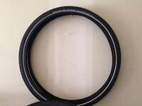 26 inch slick puncture proof mountain bike tyres