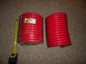 "AIR HOSE SELF-STORING NYLON ½"" x 25' MNPT  Brand New  2 for 1 Kitchener / Waterloo Kitchener Area image 1"