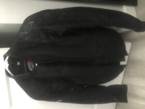 Women's Motorcycle jacket size small