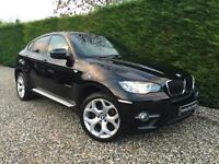 2010 60 BMW X6 3.0 XDRIVE30D 4D AUTO 241 BHP DIESEL
