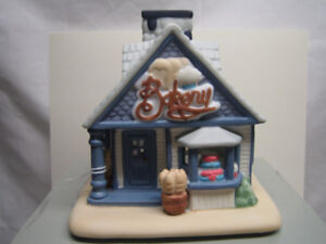 "PartyLite ""The Cottage Bakery"" (Item P0249)"