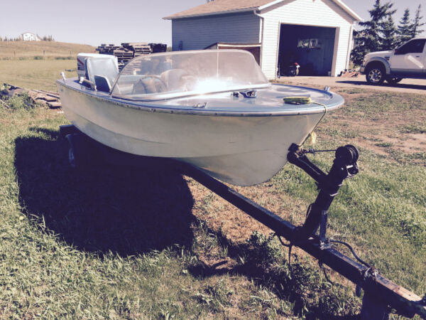 Used 1970 Starcraft Sangstercraft 14 ft