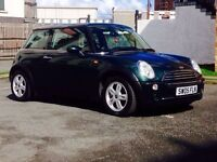 mini one 1.6 FULL YEAR MOT