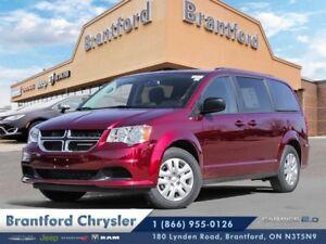 2018 Dodge Grand Caravan SXT  -  Uconnect -  Bluetooth - $197.37