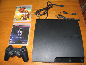 Playstation 3 PS3 a vendre, Slim, 160gb
