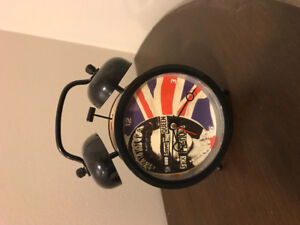 Sex Pistols alarm clock . works well , only 12$