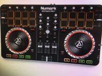 Numark Mixtrack Pro 2 DJ decks