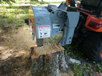 Stump Grinding / Land Clearing