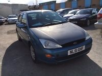 FORD FOCUS AUTOMATIC 1.6 PETROL LX. DRIVE NICE
