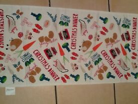 Paperchase fun Christmas table runner